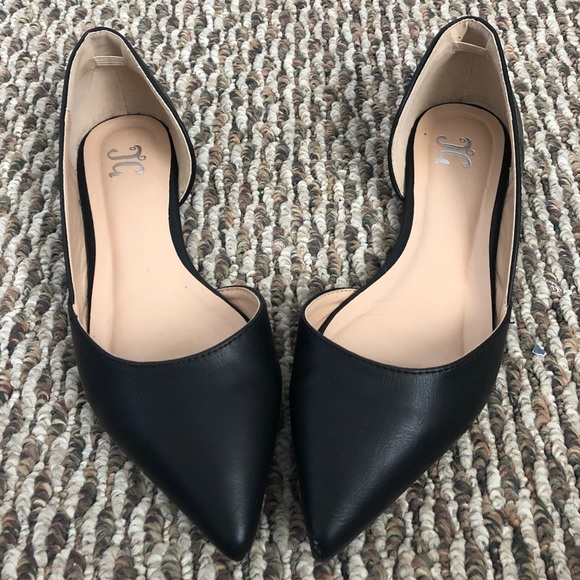 DSW Shoes | Dsw Black Pointed Flats